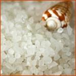 Gros sel de mer