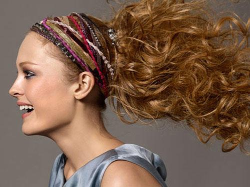 Headband cheveux