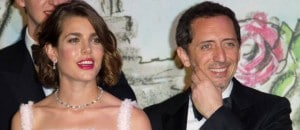 Gad Elmaleh « officiellement » en couple avec Charlotte Casiraghi