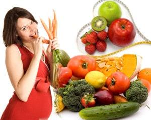Conseils de base sur l'alimentation durant la grossesse