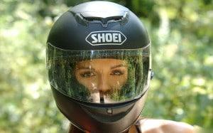 Casques moto : quelques modèles féminins