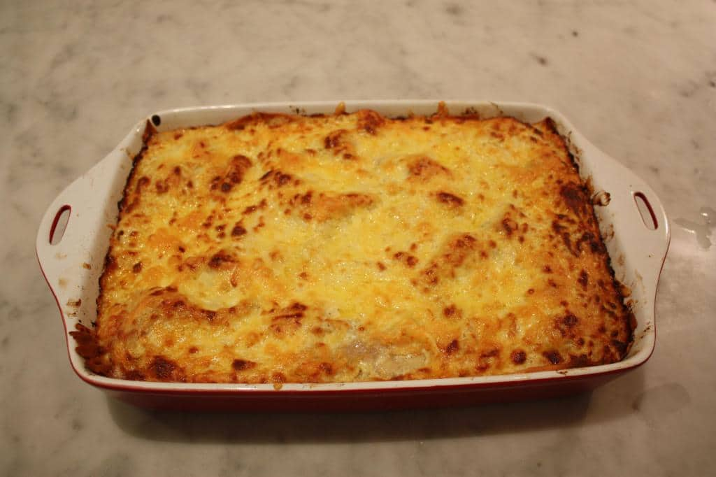 lasagne-fromage