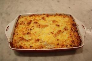 Lasagne aux fromages