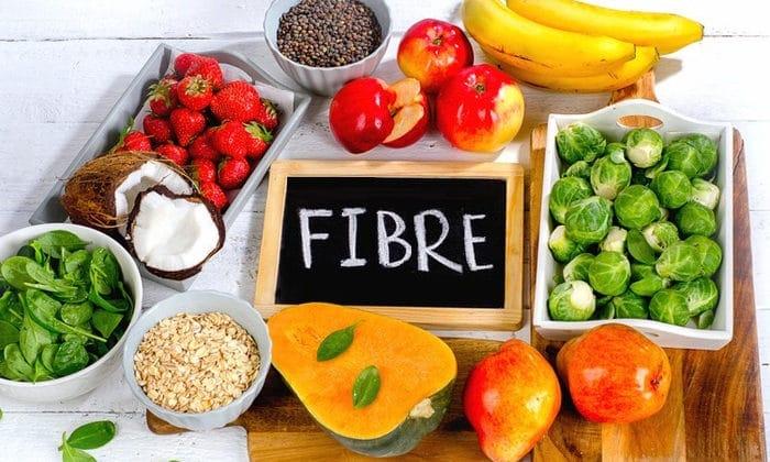 Régime fibres pour perdre du poids