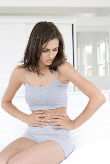 Crampes abdominales un signe de grossesse
