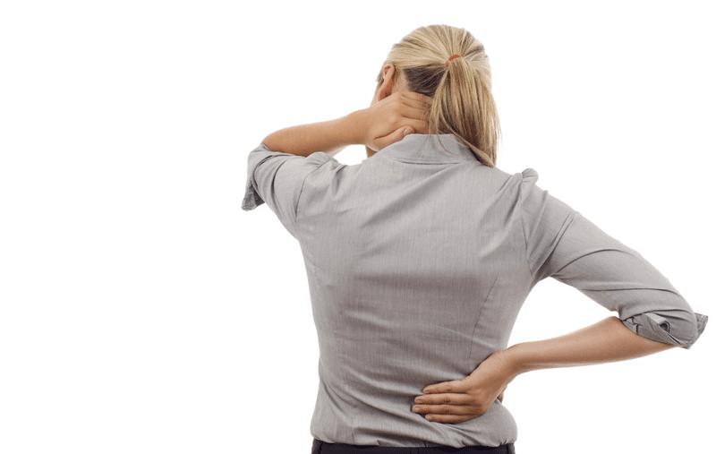 douleurs dorsales femme enceinte