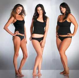 Connaitre les trois types de corps : ectomorphe, mésomorphe et endomorphe