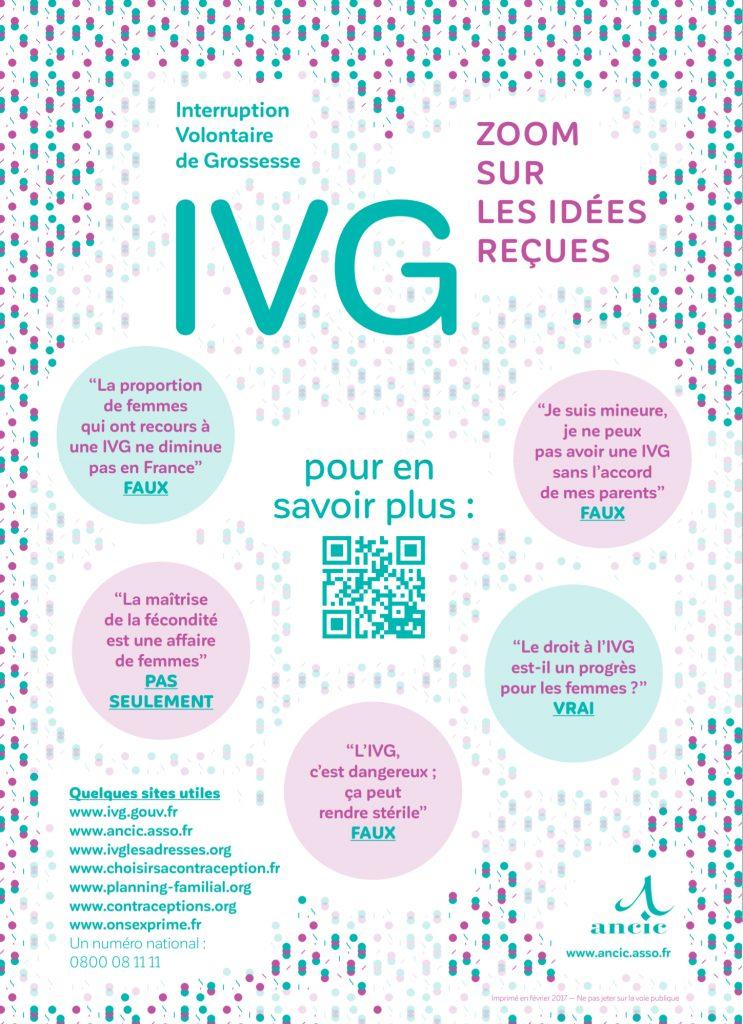infographies : les idées reçues sur l'IVG